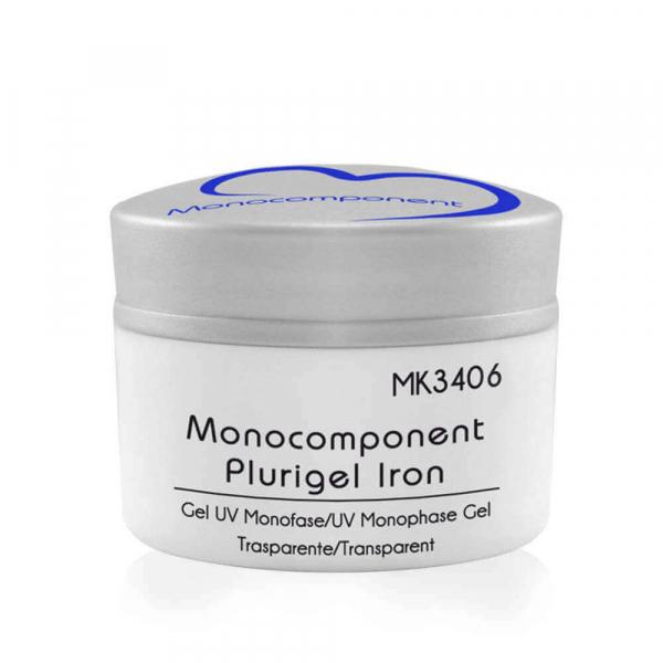 Gel UV Monocomponent Plurigel Iron 40g