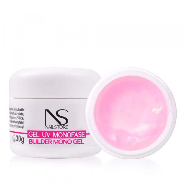 Gel UV Monofase Rosa 30g