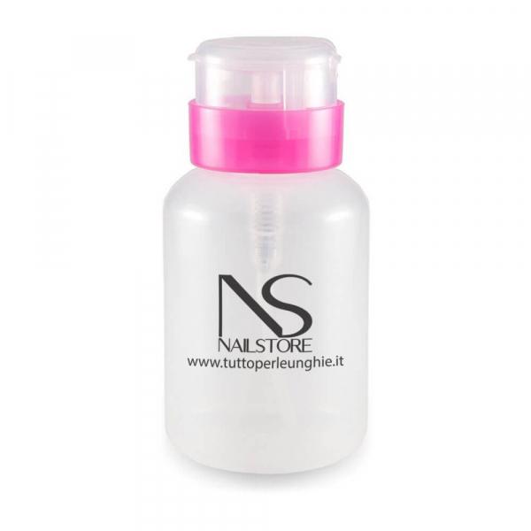 Dispenser Dosatore Liquidi a Pompa Pink