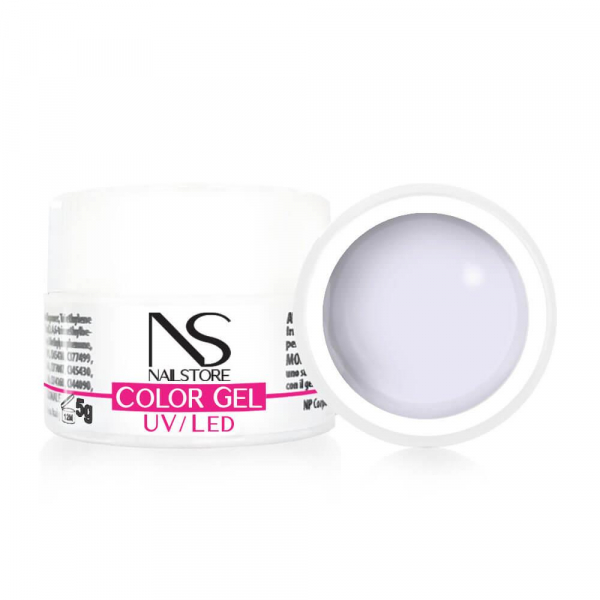 Gel UV Led Bianco Lattiginoso