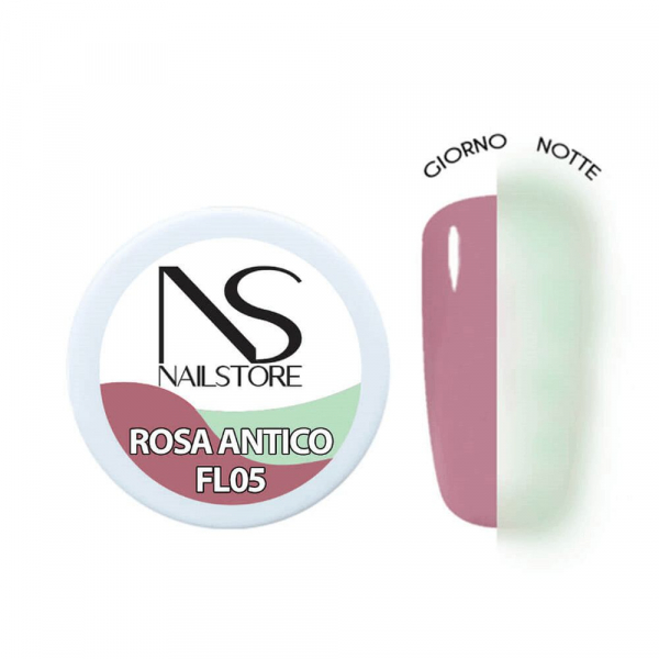 Gel UV/Led Luminex Rosa Antico