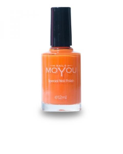 Smalto per Stamping MoYou Orange