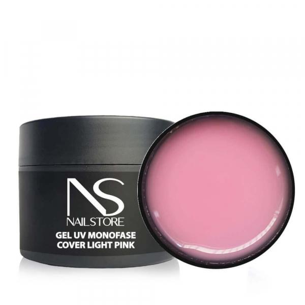 Gel UV Monofase Cover Light Pink 30g