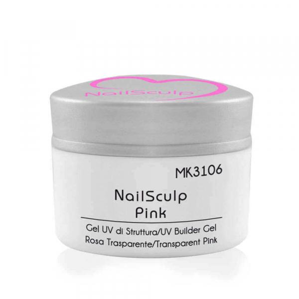 Gel UV Nailsculp Pink Miss KY 40g