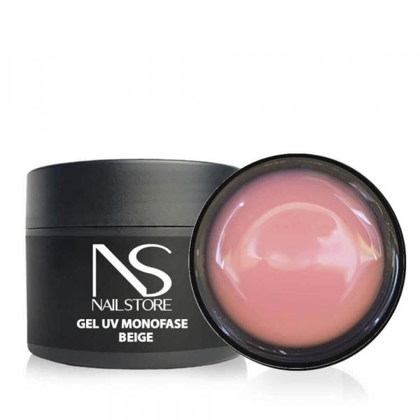 Gel UV Monofase Beige 30g