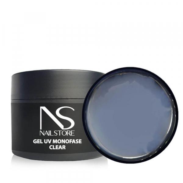 Gel UV Monofase Clear 30g