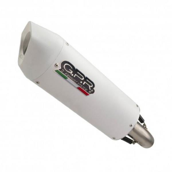 SCARICO GPR KTM DUKE 125 2011/16 SCARICO OMOLOG. CATALIZZATO ALBUS CERAMIC