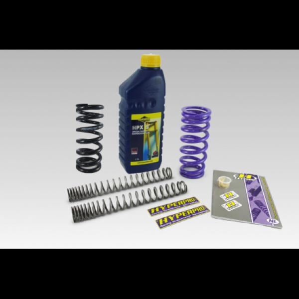 Ammortizzatore Di Sterzo Ducati 900 Ss 98-05 Sd 140 Mm Csc – Titanio Hyperpro