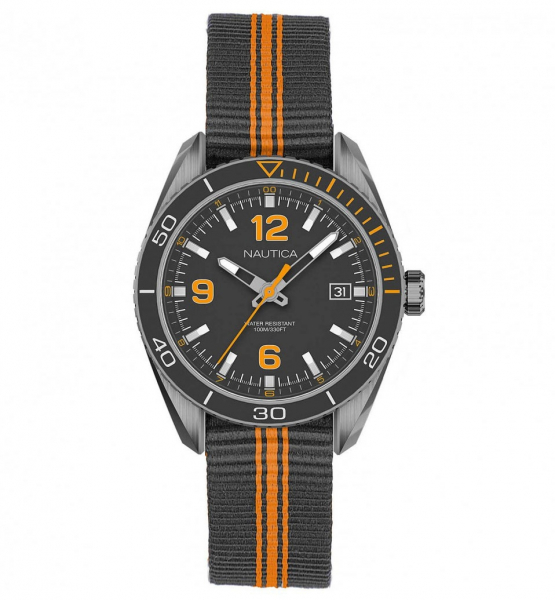 Orologio Nautica Key Biscayne uomo date – 44 mm