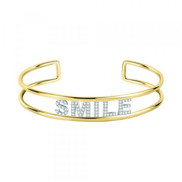 Bracciale Morellato Cerchi bangle smile – Ø 6 cm