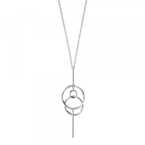 Pendente Morellato Cerchi silver – 40/45 cm