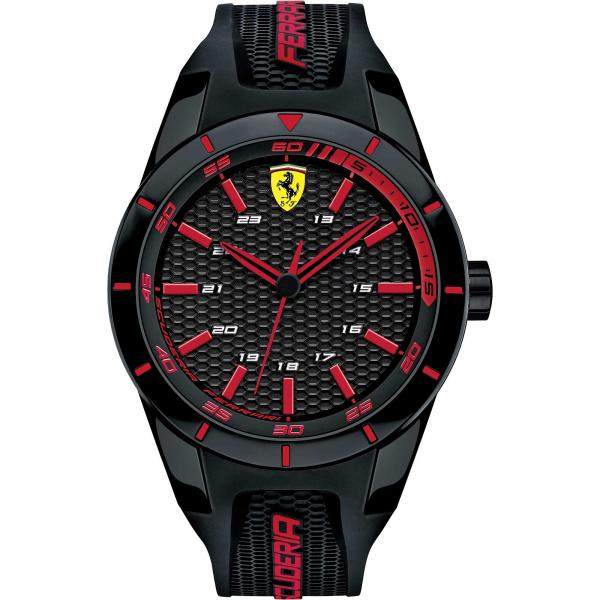 Ferrari Rerev-g-plas-rou-blk-s-scblk
