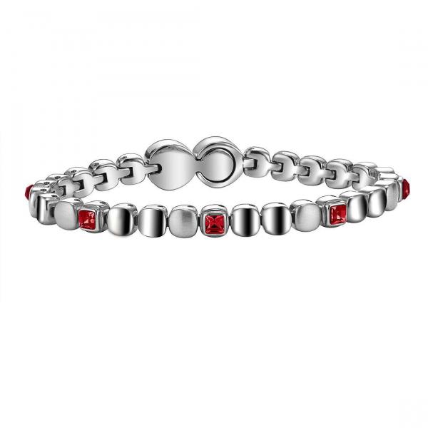 BREIL JEWELS ROLLING DIAMONDS RED – M