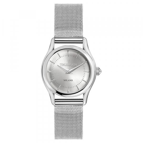Orologio Trussardi T-light mesh silver – 32 mm