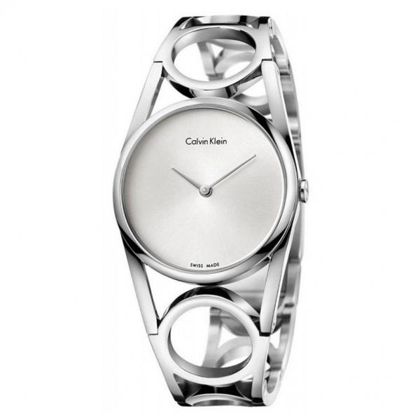 Orologio Calvin Klein Round acciaio donna – 33 mm