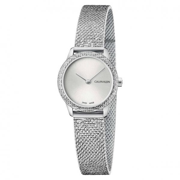 Orologio Calvin Klein Mininal glitter silver – 24 mm
