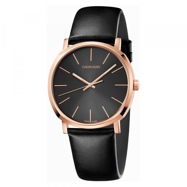Orologio Calvin Klein Posh pelle nero – 40 mm
