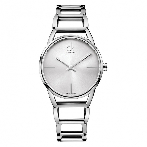 Orologio Calvin Klein Stately silver – 34 mm