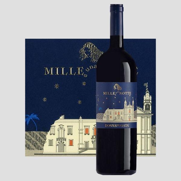 Mille e Una Notte 2017 Sicilia DOC Rosso – Donnafugata