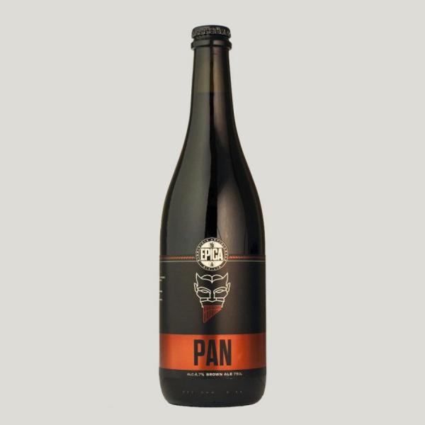 Pan Birra Epica – Brown Ale 75cl.