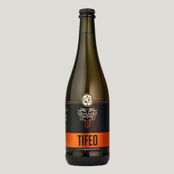 Tifeo Birra Epica – Belgian Ale 75cl