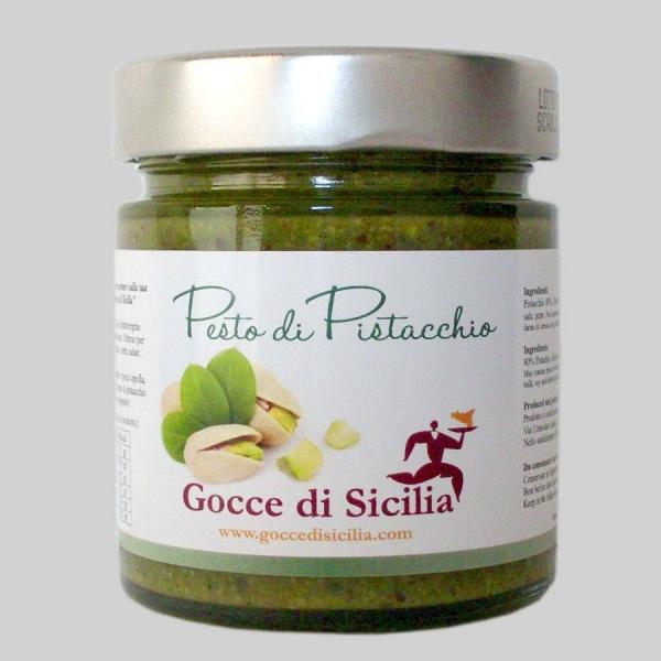 Pesto di Pistacchio 70% – 190 grammi