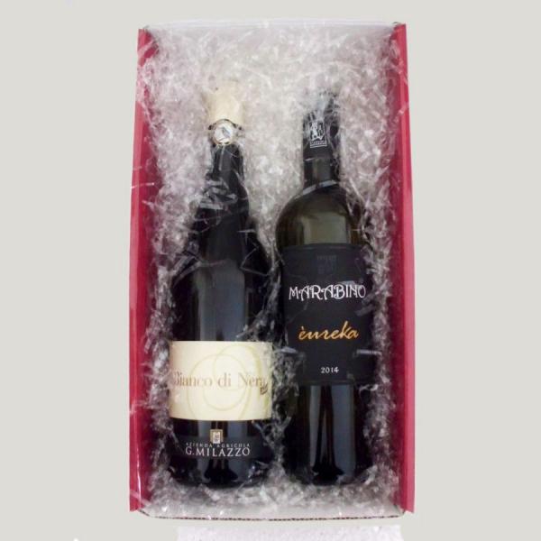 Box Vini Bianchi Siciliani