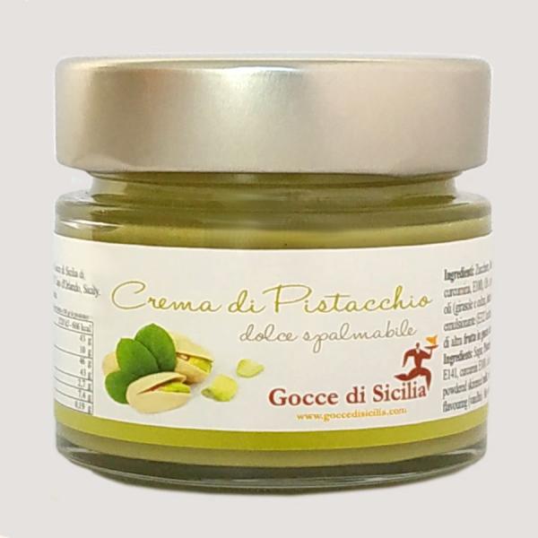 Crema dolce di pistacchio 30% – 90 gr