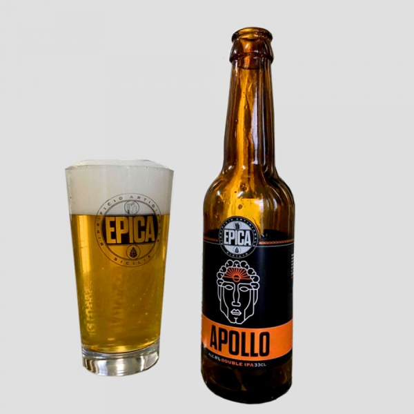 APOLLO Birra Epica – Double Ipa 75cl.