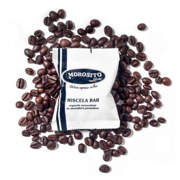 100 Capsule Compatibili Lavazza a Modo Mio BLU – Caffè Morosito