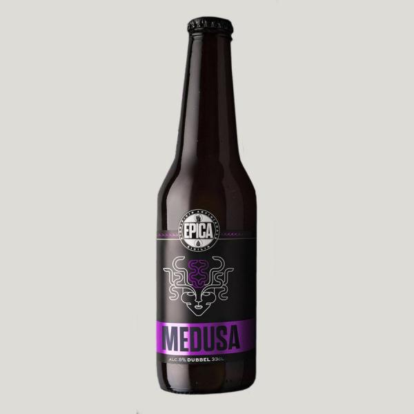 Medusa Birra Epica 75cl. – Dubbel