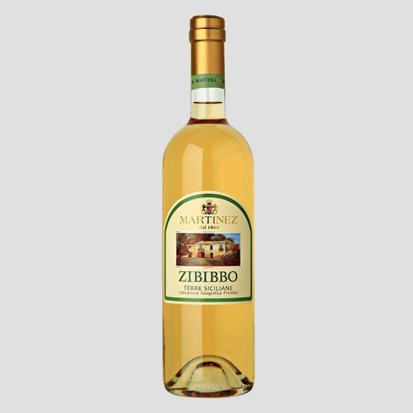 Vino Zibibbo IGP Terre Siciliane – Martinez