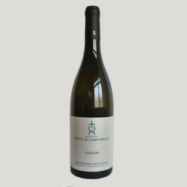 Laudari 2019 – Vino Bianco Chardonnay – Baglio del Cristo di Campobello