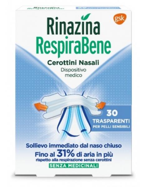 RINAZINA RESPIRABENE TRASP30 C