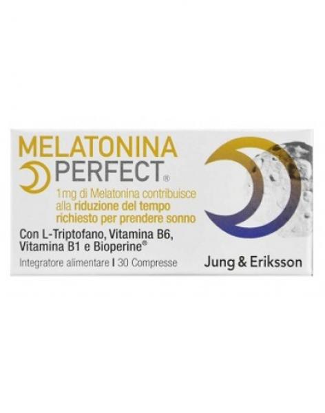 MELATONINA PERFECT J&E 30CPR