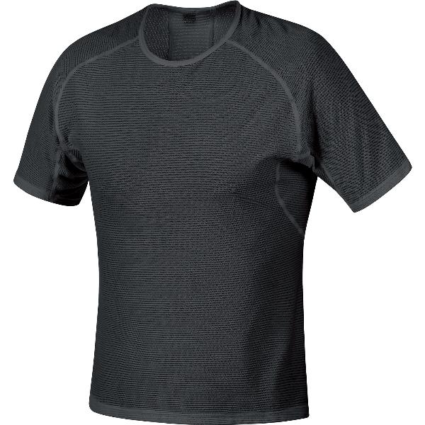base layer maglia funzionale manica corta