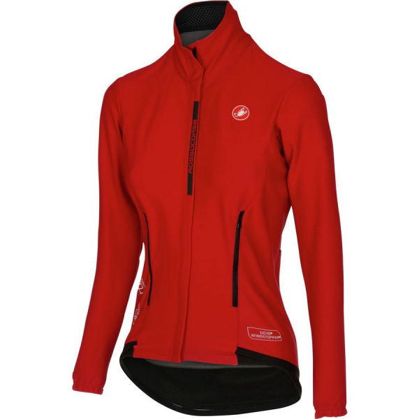giacca castelli perfetto w l.sleeve women's