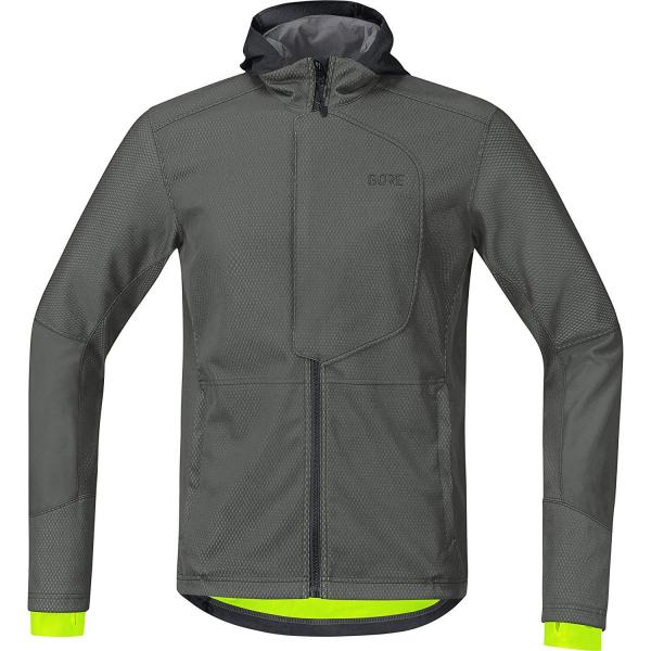 Gore c3 gore windstopper urban jacket grigio