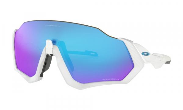 Oakley Flight Jacket bianco/azzurro