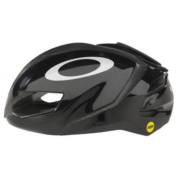 casco oakley aro 5 mips  nero lucido