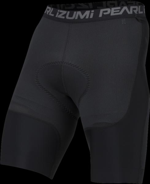 boxer pearl izumi select liner short black