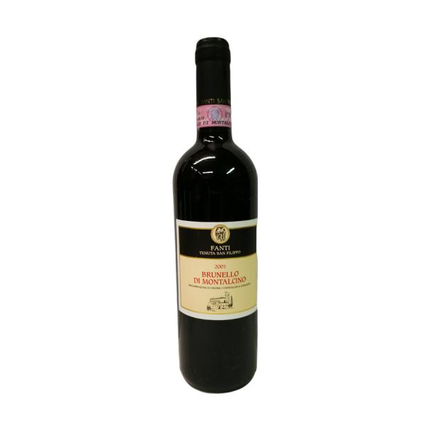 Brunello di Montalcino Vendemmia 2001