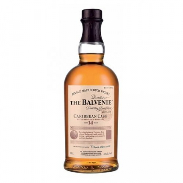 The Balvenie Caribbean Cask aged 14 Years Whisky