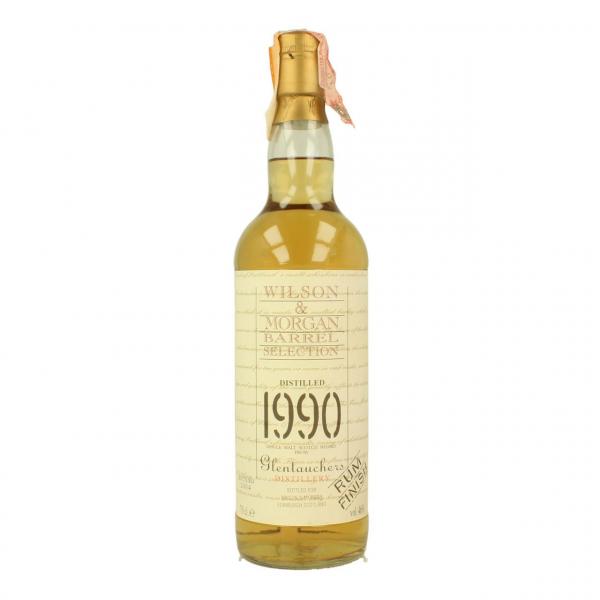 Wilson & Morgan barrel selection distilled 1990 Glentauchers Whisky
