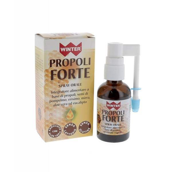 WINTER PROPOLI FORTE SPRAY ORALE 20ML