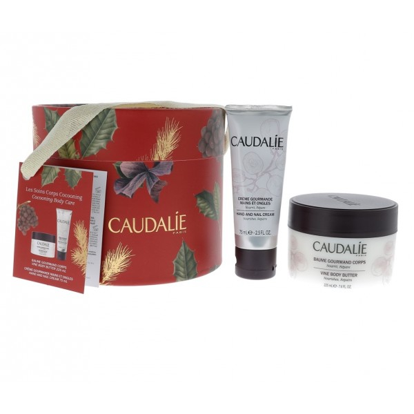 CAUDALIE COFANETTO LES SOINS CORPS COCOONING