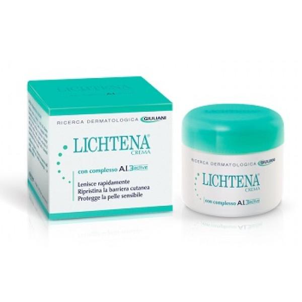 LICHTENA  Crema Con Complesso A.I.3active 50ml