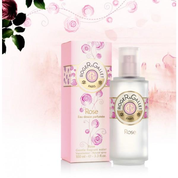 ROGER&GALLET Rose Acqua fresca profumata 100ml