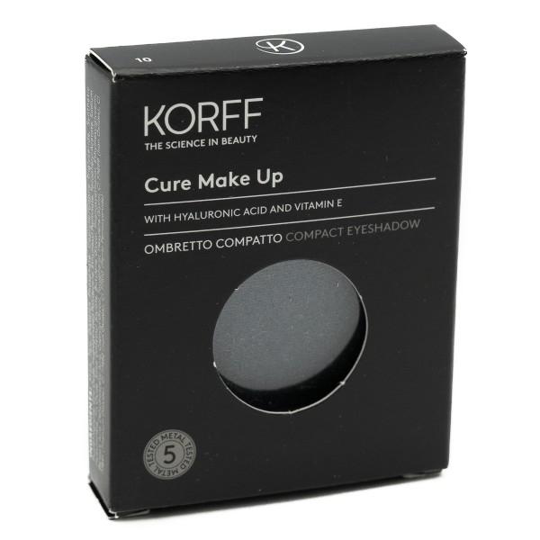 KORFF CURE MAKE UP OMBRETTO COMPATTO 10