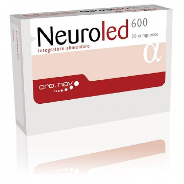 NEUROLED 600 30CPR
